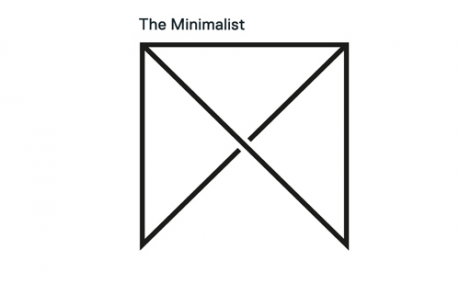 The Minimalist logo