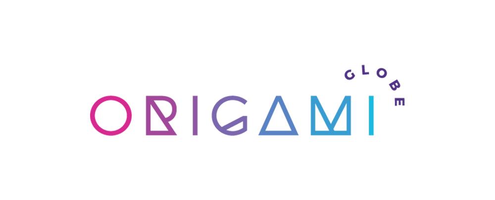 Origami Globe logo